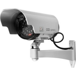 Security Camera Decoy with Blinking LED Light and Adjustable Mount found on Bargain Bro India from groupon for $10.99