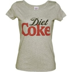 Womens Diet Coke Scoop Neck T Shirt