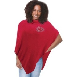 Little Earth Productions 351114-CHIE NFL Kansas City Chiefs Poncho