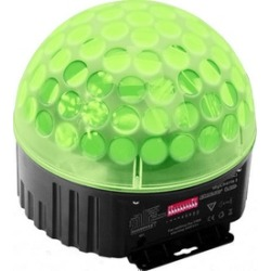 DEEJAY LED DJ150 20 Watts LED Jellyfish with DMX Control - Green