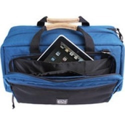 Portabrace CS-DC4U Digital Camera Carrying Case - Blue