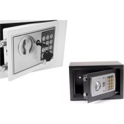 Security Safe Box Electronic Digital Lock for Cash Jewelry Valuable found on Bargain Bro India from groupon for $49.00