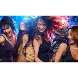 Club-Crawl Admission for 2, 5, or 10 from SanDiegoClubCrawl.com (Up to 64% Off)