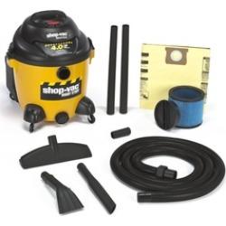 Shop-Vac 677-962-52-10 16 Gal. 6.25 Peak Hp Wet-Dry Vacuum