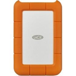 LaCie Rugged USB-C 1TB Portable External Hard Drive