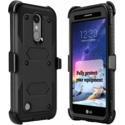 LG Aristo 2/LG Zone 4/LG Fortune 2/LG Rebel 3 Lte Rugged Holster Case