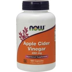 Apple Cider Vinegar 450 mg,180 Capsules