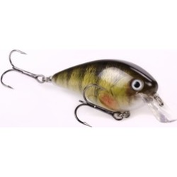 Strike King SHCKVDS25-680 Kvd Square Bill Crank bait - 2.5 in. Yellow Perch