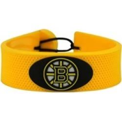 Sports Team Color NHL Gamewear Leather Hockey Bracelet