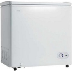Chest Freezer, White, Danby