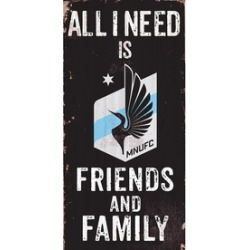 MLS Family and Friends Sign