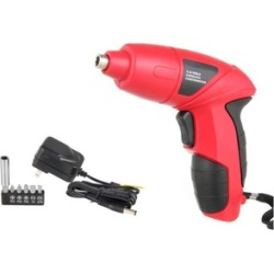 4.8 Volt Cordless Rechargable Screwdriver Easy To Work Hand Tools