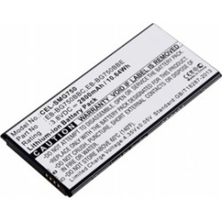 Dantona Industries CEL-SMG750 Replacement Cell Phone Battery for Samsung EB-BG75