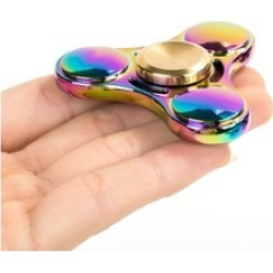 Fidget Spinner Toy Metal Focusing Edc Focus Toy for Kids & Adults