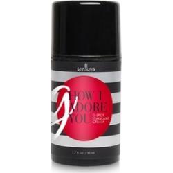 G, How I Adore You: G-Spot Stimulant Cream