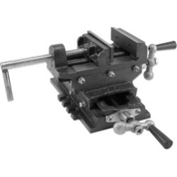 "6"" Cross Drill Press Vise"