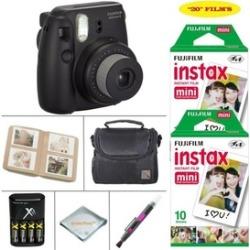 Fujifilm Mini 8 Instant Camera plus Instax Film 20 SHEETS plus Accessories