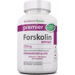Diet Pills Weight Loss Forskolin Extract - 60 capsuls