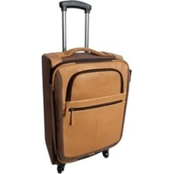 Canyon Outback Leather CT306D 22 in. Switzer Canyon Spinner Carry-On Upright Lea