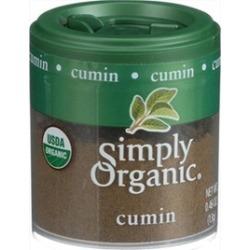 Simply Organic Cumin Seed Organic - Ground - 0.46 Ounce