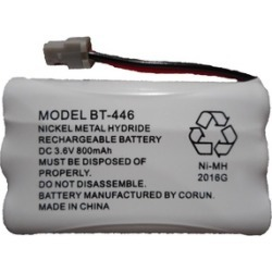 Uniden BT-446 BT-1004 BT-1005 BT-504 Cordless Telephone Battery found on Bargain Bro India from groupon for $6.64