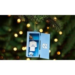 NCAA Team Locker Ornament