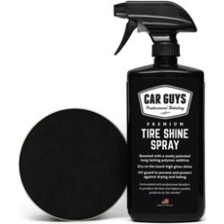 Best Tire Dressing Car Care Kit for Car Tires after a Car Wash