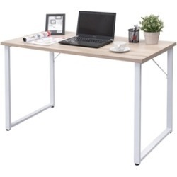 Wood Computer Desk PC Laptop Table Large Writing Study Workstation