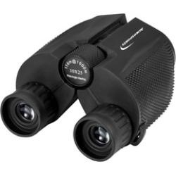 10x25 Folding High Powered Binoculars with Weak Light Night Vision