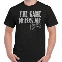 The Game Needs Me PC Gamer Switch Gaming Xbox Tee
