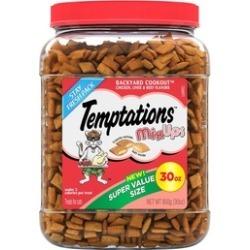 Tenptations Mixups Cat Treats