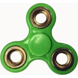 Fidget Spinner Tri-Spinner EDC Hand Spinner Toy -Green