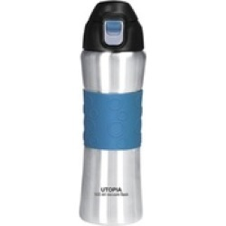 New 16oz Stainless Steel Vacuum Insulated Water Bottle