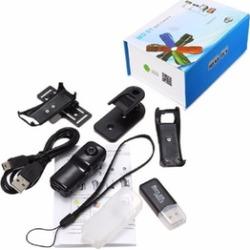 Mini WiFi Camera with Remote Monitor