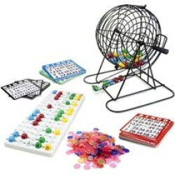 Brybelly Holdings GBIN-102 Deluxe Bingo Game