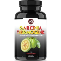 Angry Supplements Garcinia Cambogia Thermogenic Weight Loss Supplement (360-Count)