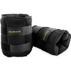 Gold's Gym 20-Pound Pair, Adjustable Ankle Weights