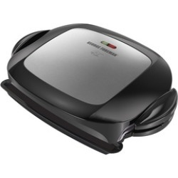 George Foreman 5-Serving Removable Plate Grill GRP472P