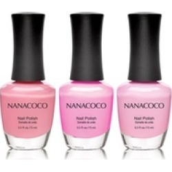 Nanacoco Nail Polish Sets (3-Piece) found on MODAPINS from groupon for USD $13.99