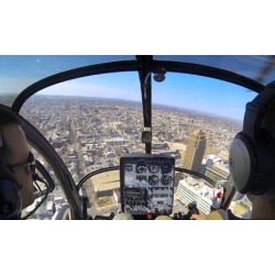 15, 30, or 45-Minute Introductory Helicopter-Flying Lesson with Video at Ace Pilot Training (40% Off)