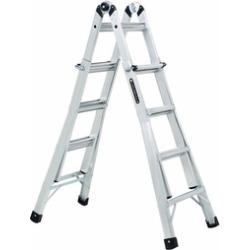 Louisville Ladder L-2095-13 Aluminum Type IA Multi-Purpose Ladder