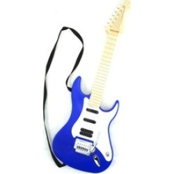Toy Rock Star Guitar Electronic Battery Operated Kids Rock Guitar