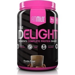 FitMiss Delight Healthy Nutritional Shake for Women, Chocolate