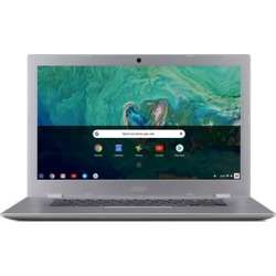 "Acer 15.6"" Chromebook with Intel Celeron Dual-Core Processor, 4GB RAM, and 32GB Storage (Manufacturer Refurbished)"