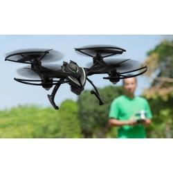 Aduro Altitude StealthBlazer Quadcopter with HD Camera