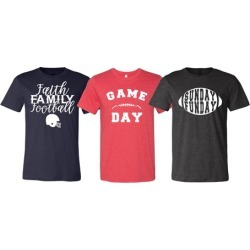 Women's Game Day Tees