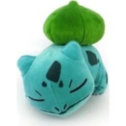 Pokemon Legacy 8 inch Sleeping Plush Figure - Bulbasaur