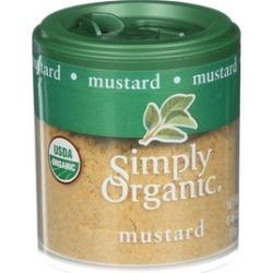 Ground Mustard Seed ( 12 - .46 oz bottles )