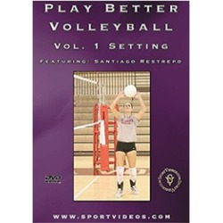 Play Better Volleyball: Setting DVD