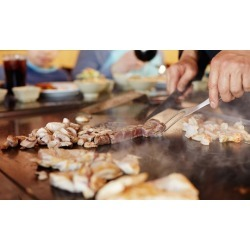 Sushi and Hibachi for Two or More at Sake Japanese Steakhouse (Up to 37% Off). Two Options Available.